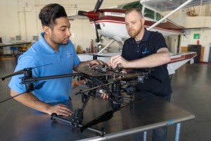 Boeing invests in unmanned aircraft systems specialist Robotic Skies article image