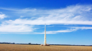Sydney rocketry team on top of the world article image