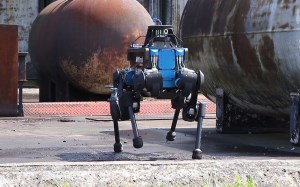 This four-legged robot could someday replace humans on remote oil rigs article image