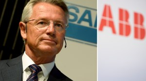 ABB appoints new CEO to drive robotics and automation strategy article image