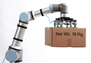 This new Universal cobot can do some serious heavy lifting article image