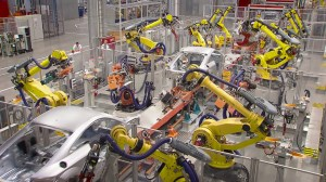 Global industrial robot investment reaches record US$16.5bn article image