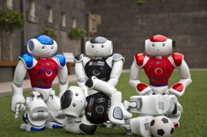 RMIT's RoboCup squad set to kick a goal in France article image