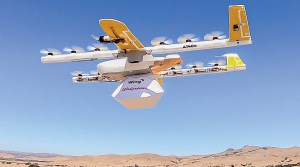 FedEx trials Wing drones for commercial deliveries article image