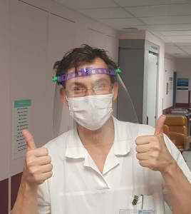 Protecting frontline medical staff with 3D-printed face shields article image