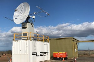 Nanosatellite mission control station launched in South Australia article image
