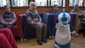 How China is using robots to look after its seniors article image
