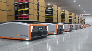 XPO Logistics has 5,000 collaborative warehouse robots ready to roll article image