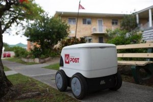 Australia Post's delivery robot passes initial test article image