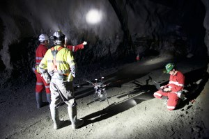 Australian researchers flying high with new mining drone technology  article image