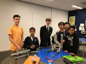 Australia's biggest robotics school competition opens tomorrow article image