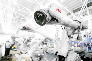 ABB looking for more robotics acquisitions, says CEO  article image