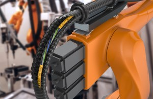 New IO-Link cables from Treotham provide the ideal e-chain robotics solution article image