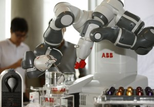 ABB robot barista serves up the future article image